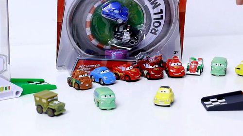 赛车总动员 迷你漂移者 三只装小车 士官长 卡布