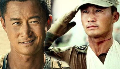 大咖头条 《战狼2》吴京硬汉养成记,从小配角到导演的道路