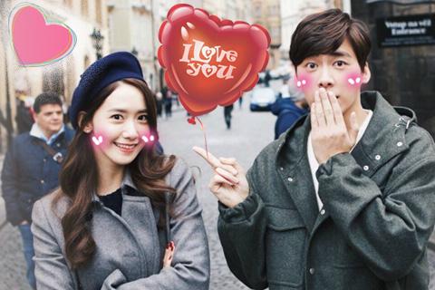 [关八热话题]:又一对中韩CP?李易峰林允儿疑在恋爱