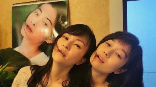 三女神隔空同框!马伊琍罕见留长发 与刘孜模仿梅婷表情抢镜