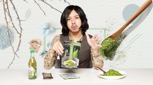 绿色咖喱竟吃出草原味道,配上雪碧掺绿茶让嘉宾连勺子都一并吃下