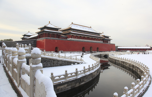 五千年华夏文明与2个故宫的4次战争