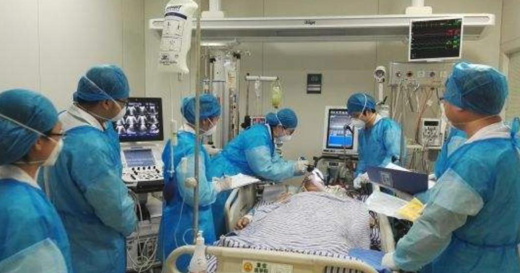 中国的 icu 在2010年代病人待遇如何?