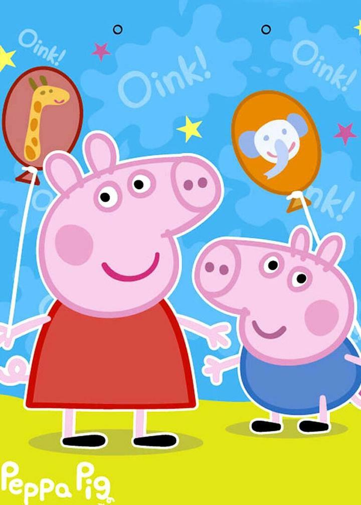 小猪佩奇动画片对小孩有什么影响?图片