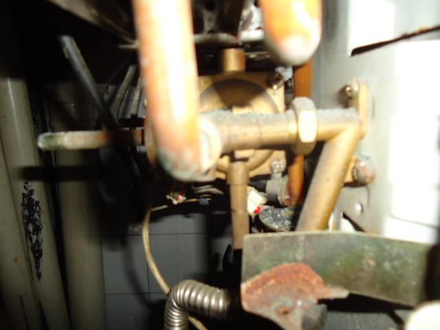 煤气热水器混水阀安装图解分享展示图片