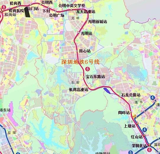 深圳地铁10号线 深圳地铁地图 深圳地铁7号线图片