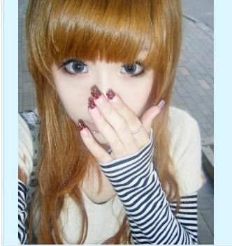让头发变成浅发型棕色亦凡叫什么吴图片