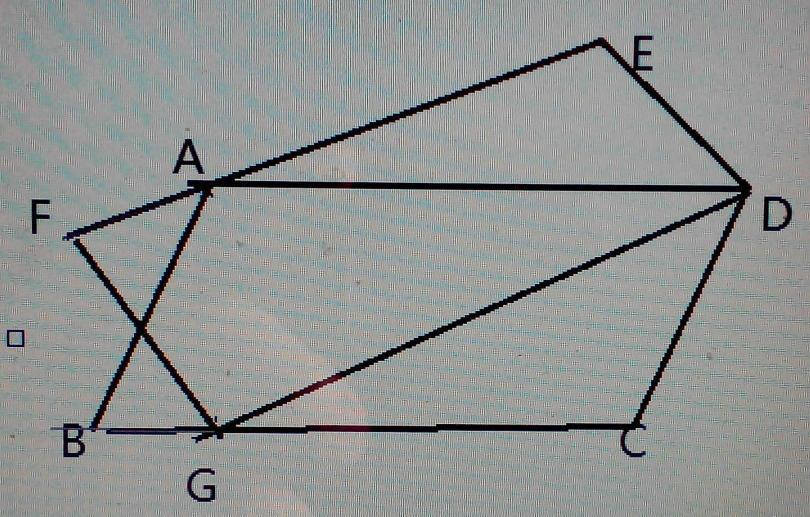 一个平行四边形旳底是14厘米,高是9厘米,与它等底等高图片