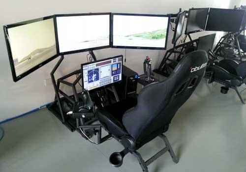 专业模拟飞行的系统要求