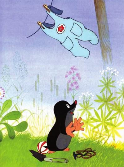 《熊猫和小鼹鼠》动画片全集讲述的是一个什么样的故事?图片