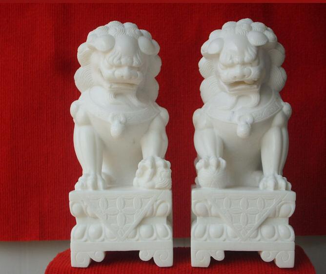 北京哪里有卖墓地摆放的一对小石狮子的图片