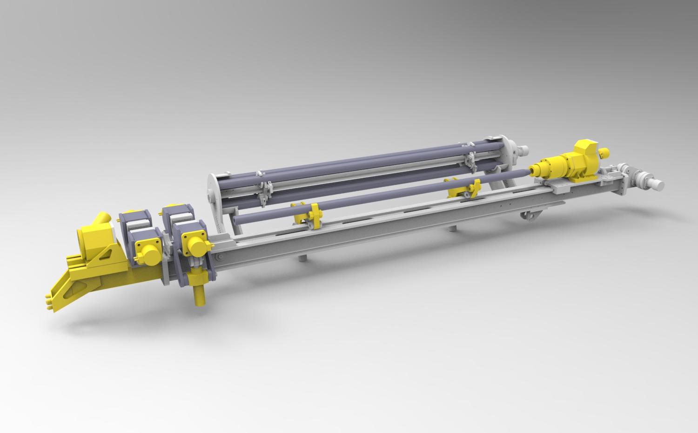 液压方面的,要驱动一个400公斤左右的物体旋转,需要多大扭矩的液压图片
