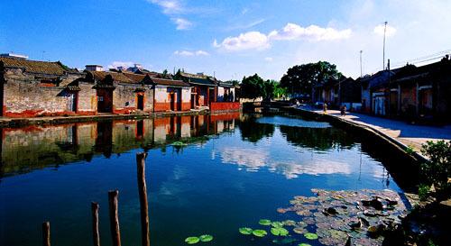 广东茶山镇什么好玩的
