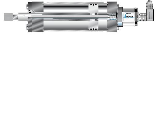 破碎机液压缸内活塞位置检测怎么解决?图片