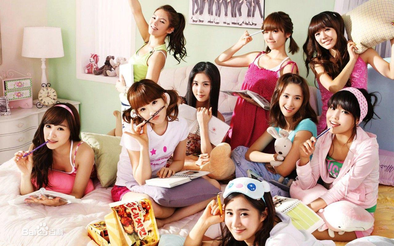 韩国美女组合有哪些 百度知道
