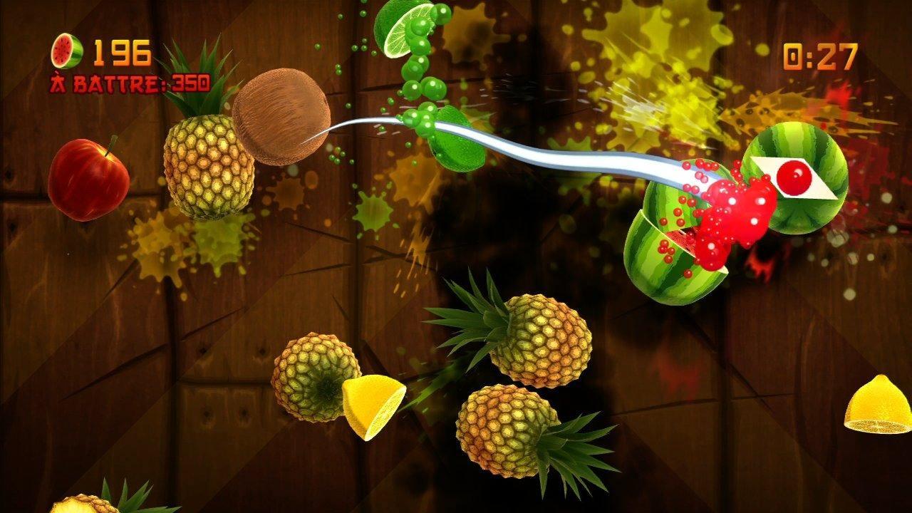 《水果忍者》这款游戏画质你给几分?
