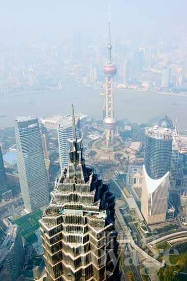 2016中国摩天城市排名