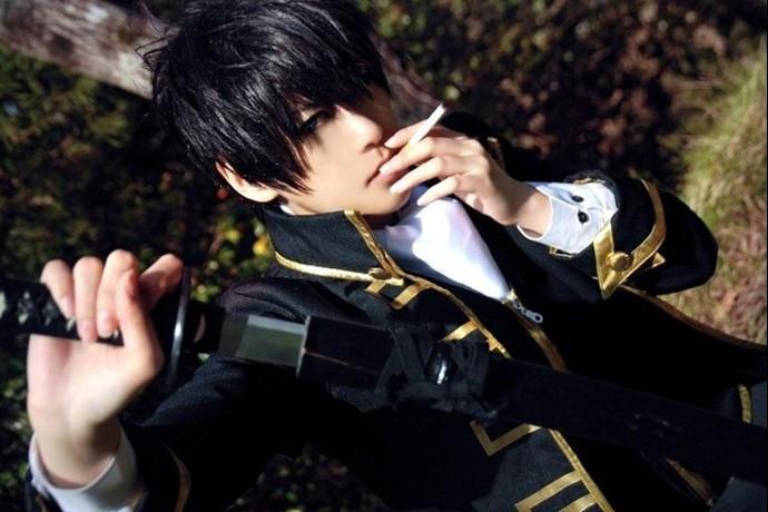 天水三千 kenn王爷 cosplay图片十大美男 小小白 高清图片