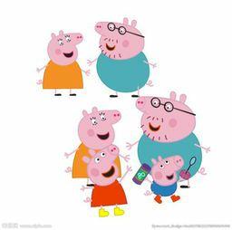 《小猪佩奇》是一部怎样的动画片?包含了哪些系列?图片