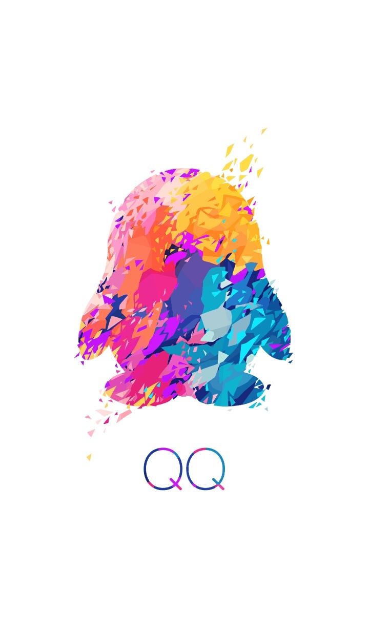 qq里面怎么弄那个8张图片组成一个照片墙图片