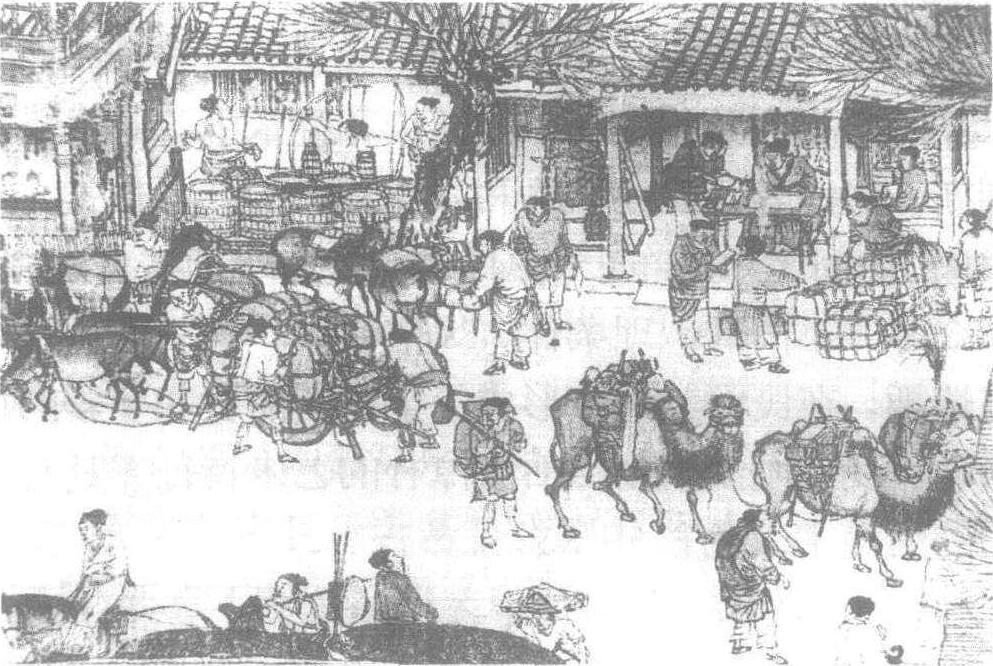 宋代民间绘画