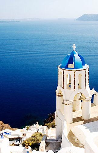 希腊圣托里尼岛