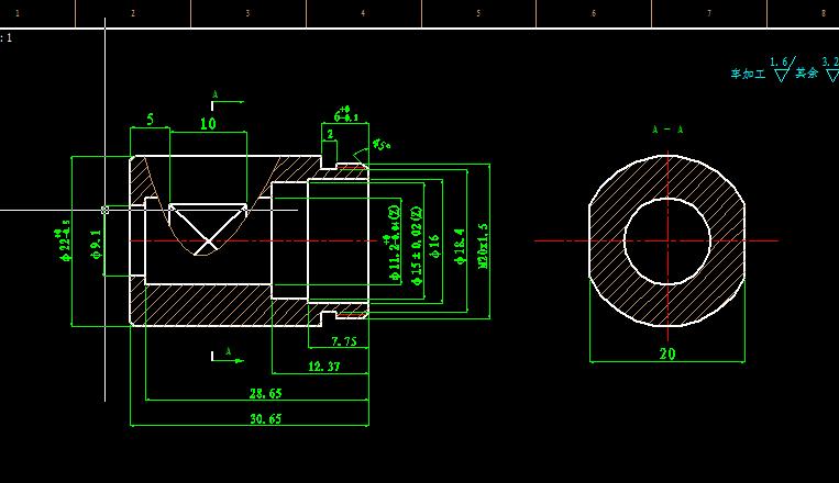 cad中怎么查看已经画出图形的线宽颜色线型等属性,怎么修改图片