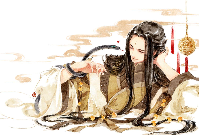求古代动漫美少女图片!要古代人物的图片!