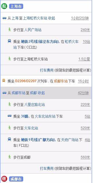 上海到成都有哪里好玩