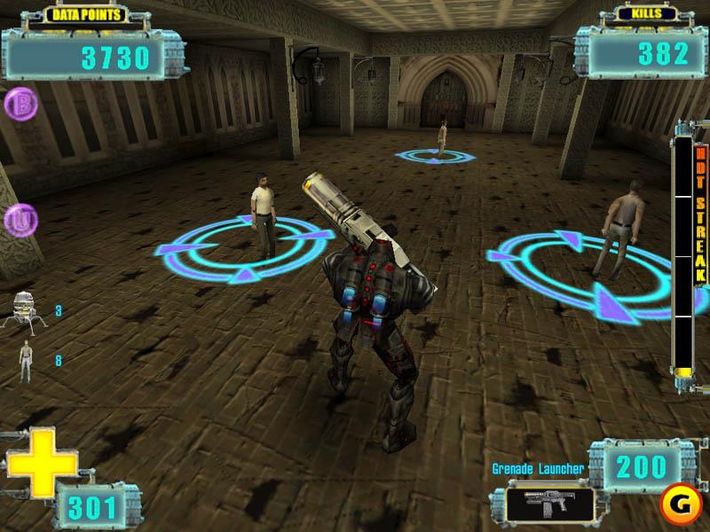 psp游戏中找一款第三人称射击游戏