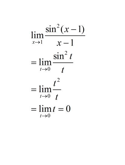 sin平方x分子1