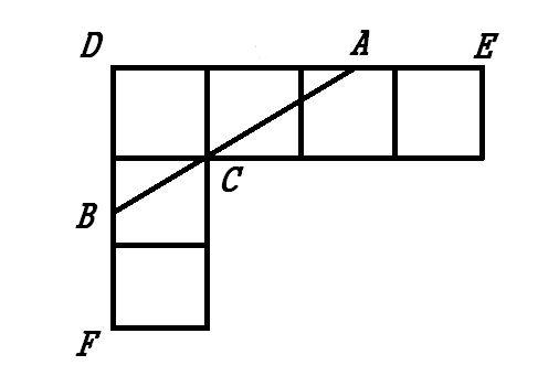 (1)如图(a),可以计算出正方形的对角线长为 .如图(b),求两个图片