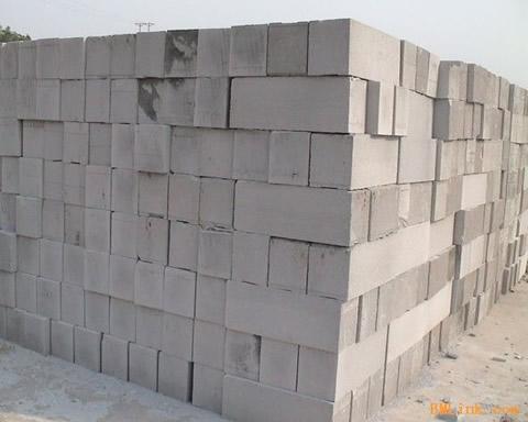 混凝土加气块砌墙墙多少钱一平方