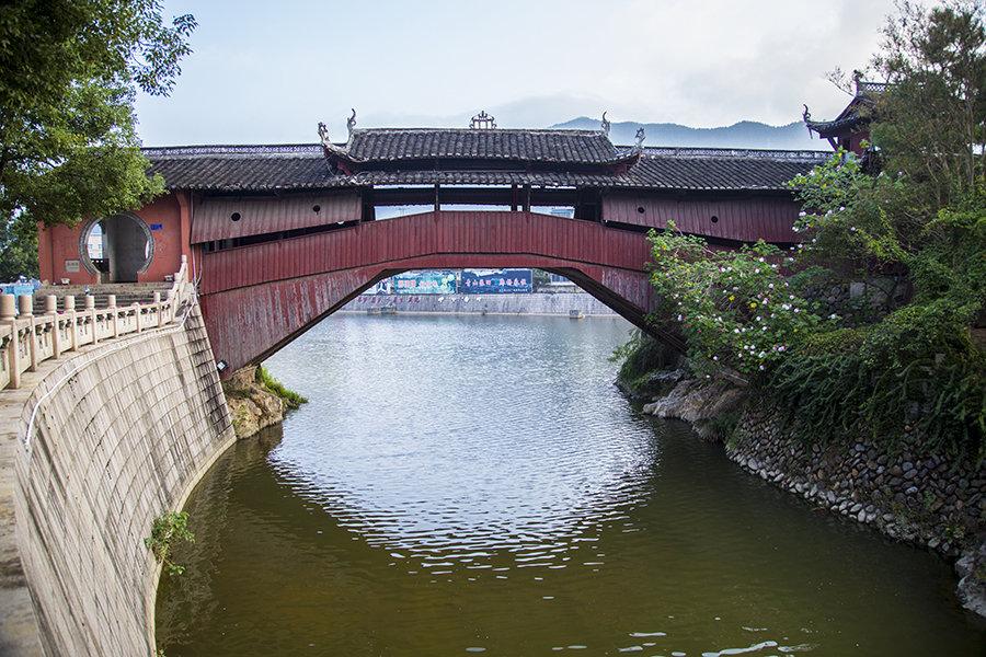 庆元廊桥博物馆