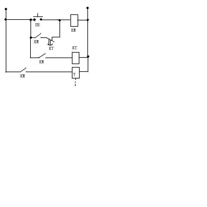 有关电磁阀的控制电路图片