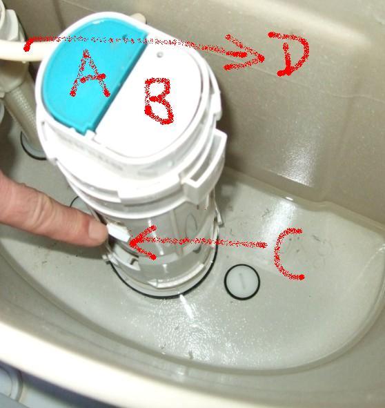 朋友你好,请让我喜淘淘来帮你回答 图中的马桶配件是叫排水阀,也叫图片