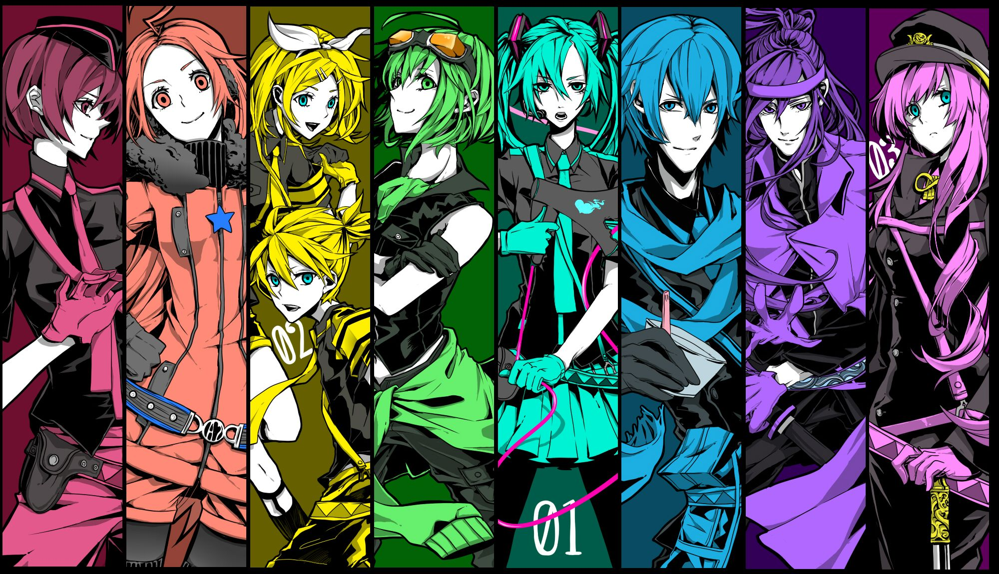 Vocaloid - M r love wallpaper ...