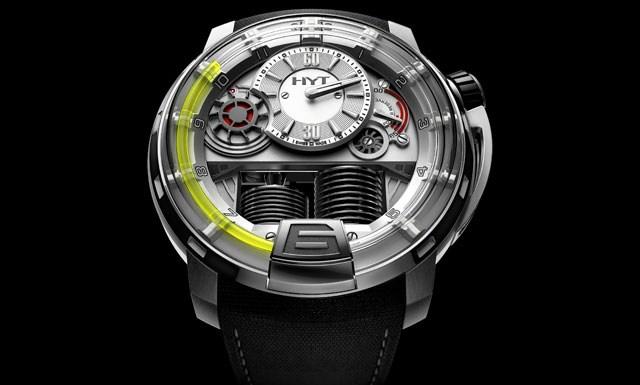 液压技术未来有望被使用在更多高端手表上图片