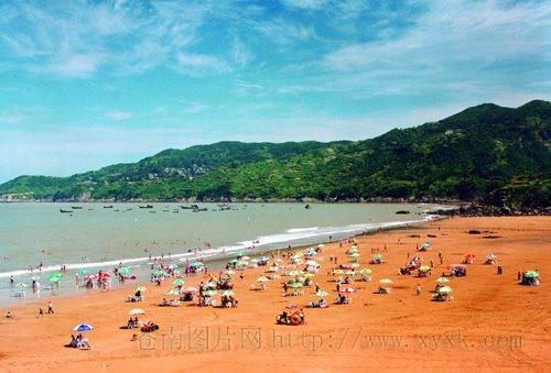 温州到渔寮沙滩