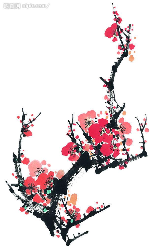 梅花的文化