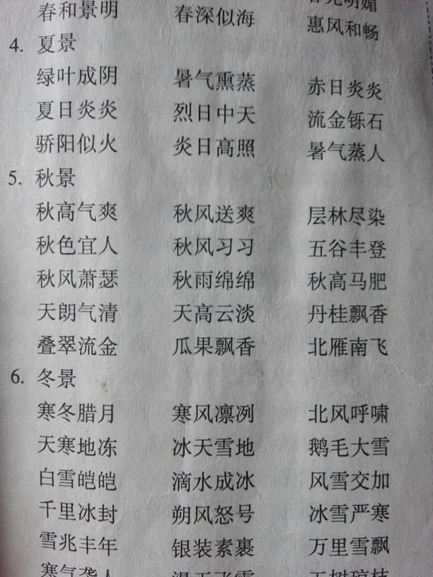古色古香,是描写建筑的四字成语,请你再写出两个这样的词语.图片
