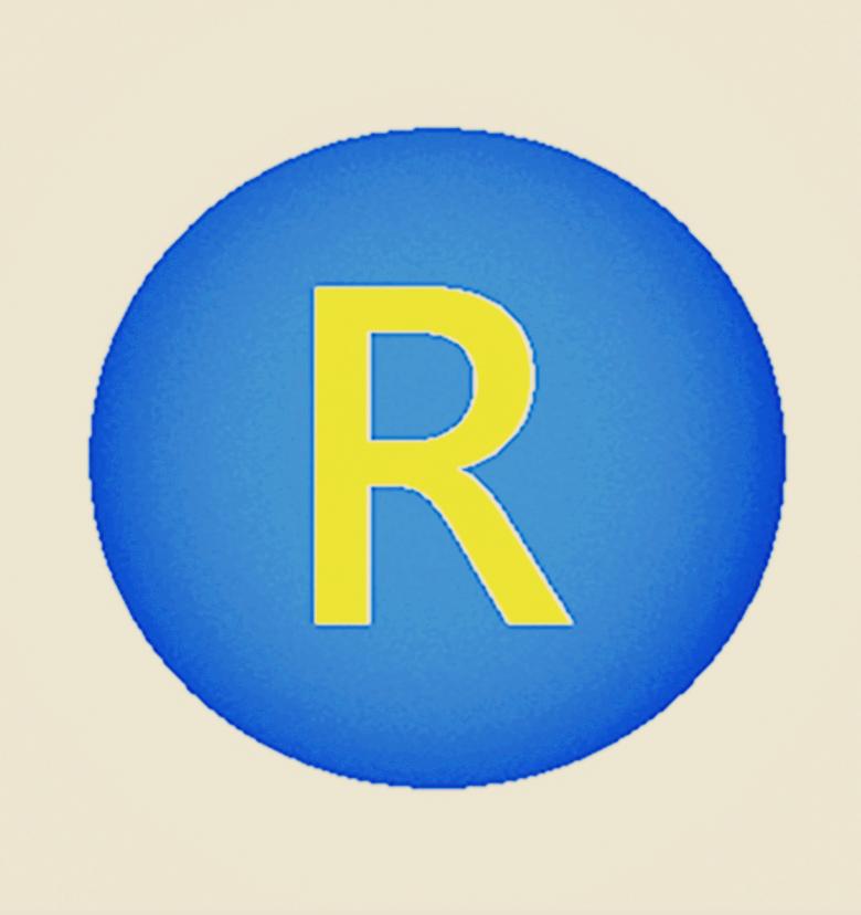 �R�V�_runningman里的r标志求原图