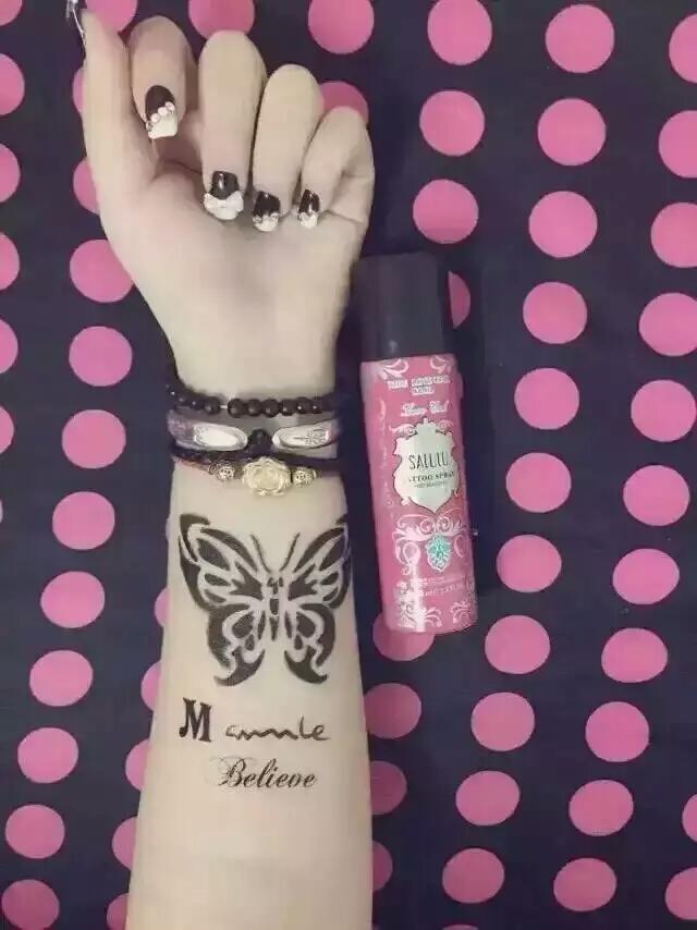 纹身店有没有卖花臂纹身贴的?图片