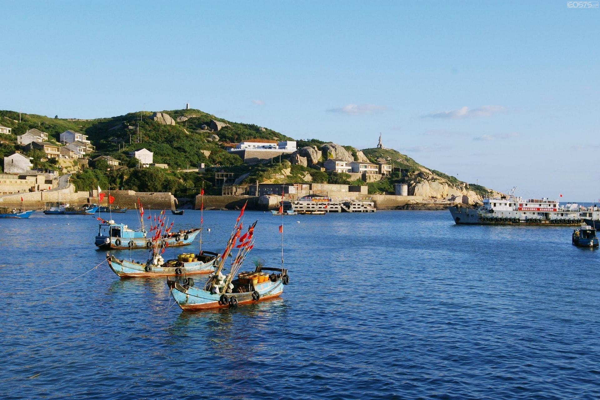 东极岛青浜岛开船时间