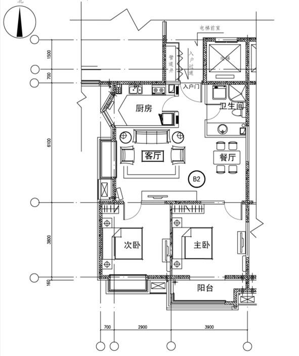 求房屋装修设计图图片