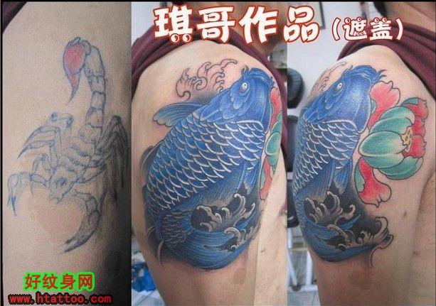 刺青 纹身 613_431图片