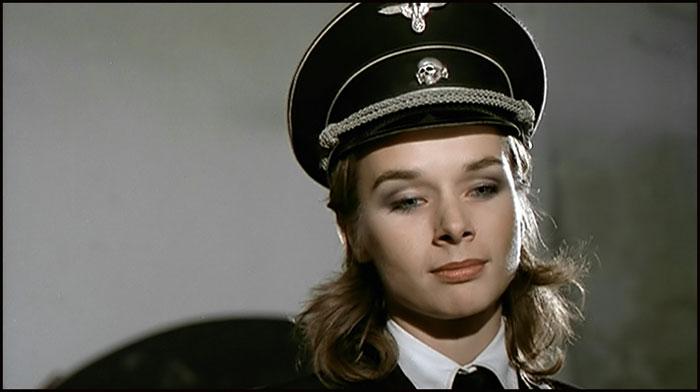这个图片里的纳粹制服美女是哪部电影里的