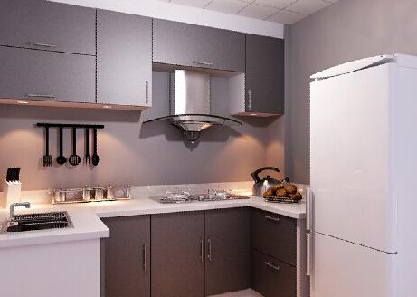 厨房装修效果图2米6乘2米9