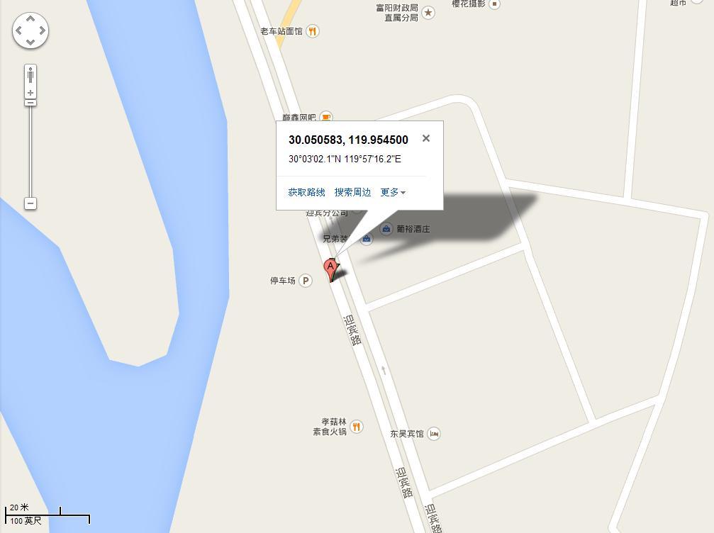 杭州在北纬几度