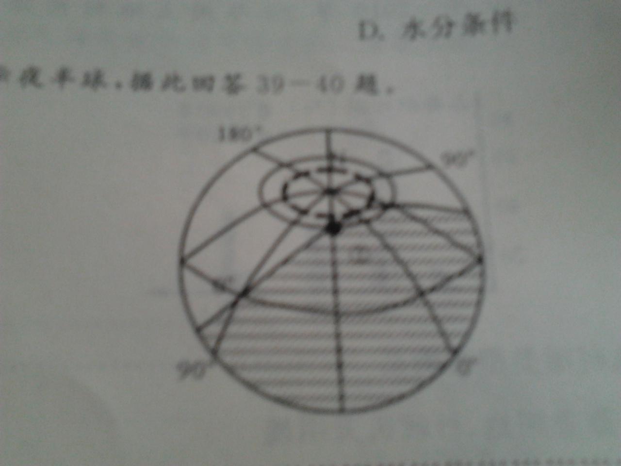 高中长短,看晨昏线确定地理高一昼夜江汉区局属教育局图片